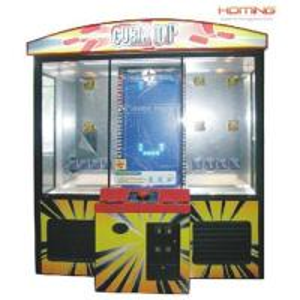 China Luxury pile up prize game machine wholesale