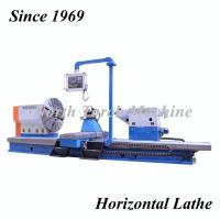 China Automatic Horizontal Turret Lathe High Efficiency Strong Rigidity on sale