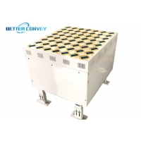 Buy cheap Electrical Wheel Market Carton Parcel Sorting Machine from wholesalers
