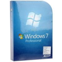 China Full Version Windows 7 Professional Product Key Purchase 64 Bit Online Activation wholesale