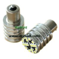 China AUDI canbus 1156 18smd3528  8W Error Free LED Bulbs high bright chromed cylinder bulb wholesale