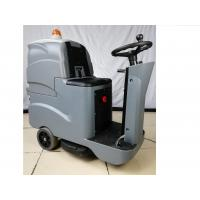China Dycon No Light Commercial Compact Automatic Floor Scrubber Machine For Trade Company wholesale