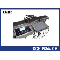 China Multi Language Online Inkjet Marking Machine , Industrial Inkjet Printer For Batch Coding on sale