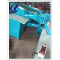 China 7.5KW Pillow Filling Line / High Speed Pillow Manufacturing Machine 600kg/h on sale