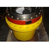 China Komatsu PC120-6 R130-7 Excavator Travel Motor Gearbox Yellow TM18VC-1M wholesale