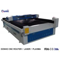 Buy cheap Ruida Control System Laser Metal Cutting Machine For Stainless Steel / Carbon from wholesalers