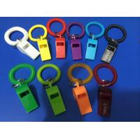 China Customized Color Flexible Wrist Coil and Whistle Combo wholesale