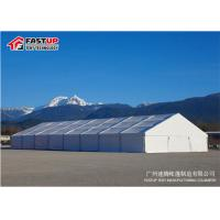 China Fire Retardant Big Wedding Marquee Tent For 600 Person With Tables And Chairs wholesale