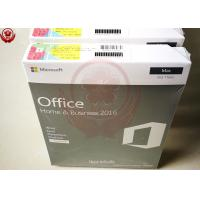 China Office Product Key Card Microsoft Office Home And Business For Mac Retail wholesale