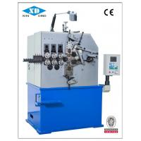 China Industrial Adjustable Torsion Spring Coiling Machine / Spring Manufacturing Machine wholesale