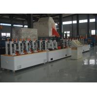 China Fully Automation Pipe Making Equipment , Durable ERW Tube Mill ISO9001 Listed wholesale