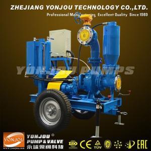 China automatic priming trash/sewage TSC pump wholesale