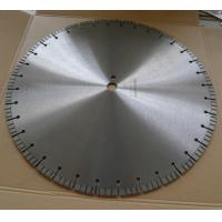 "Buy cheap 500mm 20"" / 24"" Diamond Concrete Saw Blades with Good Efficiency from wholesalers"