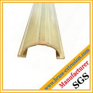 China china factory brass profile garage door hardwares C38500 CuZn39Pb3  CuZn39Pb2 CW612N C37700 on sale