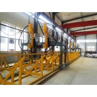 Double Drive Gantry Welding Machine Automatic Steel Structure Electric Control System