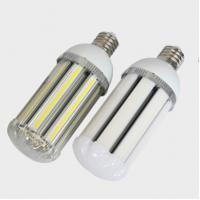 China LED COB Corn Light LED Bulb transparent cover high lumen 80LM UL certificate new type wholesale
