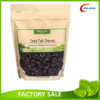 China CMYK PET Laminate Berries Plastic Pouch Food Packaging , Stand Up Ziplock Bags wholesale