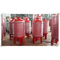 China Carbon Steel Diaphragm Pressure Tank Pressure Vessel For Water Booster Pump Station wholesale