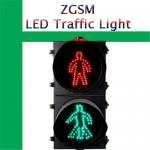 China LED Traffic Light-Red Green Walkman Pedestrian Signal wholesale