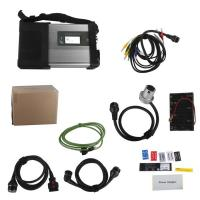 China 2018 MB SD Connect C5 Mercedes Star Diagnostic Tool Support Mercedes Cars and Trucks wholesale
