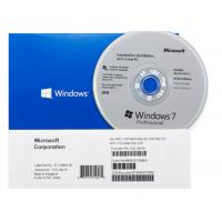 China 32/64 Bit OS Microsoft Windows 7 Home Premium Full Versions 1 Year Warranty wholesale