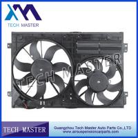 China Condensor Radiator Car Cooling Fan For  Audi  VW Touran DC 12V  1TD121203B wholesale