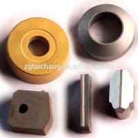 China Solid carbide disc cutters small circular saw blade sintered tips wholesale