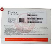 China COA License Sticker Windows 7 Operating System OEM 32 Bit / 64 Bit French Language wholesale