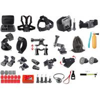 China 42 in1 Outdoor Sport Camera Kit for GoPro Hero , SJ CAM , Xiao Mi YI  Action Cameras wholesale