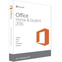 China Genuine PC Computer Software Microsoft Office Home and Student 2016 wholesale