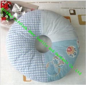 China Memory Foam Car Seat Cushion , Comfortable Hemorrhoids Dining Chair Cushions on sale