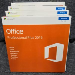 China Multi Language Microsoft Office 2016 Pro Key Code Card Online Activation 100% wholesale