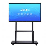 China Multi Touch Screen Interactive Display / Waterproof LCD Kiosk Displays wholesale