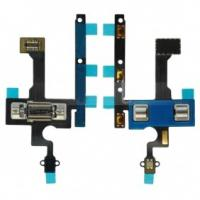 China iPhone 5S Power On/Off Volume Button Flex Cable Vibrator Motor Spare Parts wholesale