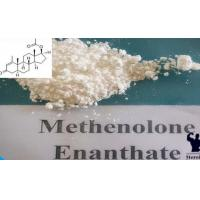China Methenolone Enanthate / Primobolan Steroids , Fitness Cutting Cycle Steroids CAS 303-42-4 wholesale