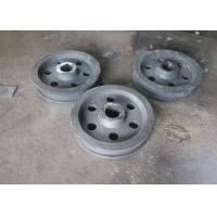 China 42CrMo4 Outside Diameter 680mm Wear-resistant Stacker Travelling Wheel Free Air Bubbles HRC40-45 wholesale