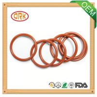 Buy cheap Red standard / nonstandard NBR O Ring Water Resistance For Pump Seal product