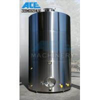 Quality 4000L Stainless Steel Milk Storage Tank (ACE-CG-R1) for sale