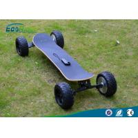 China 48V 8.7ah 8.5 Inch Off Road Longboard 4 Wheel Electric Skateboard With Bluetooth wholesale