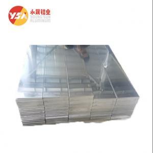 China Reflector Polished Mirror Finish Anodized Aluminum Sheet Weather Resistance wholesale