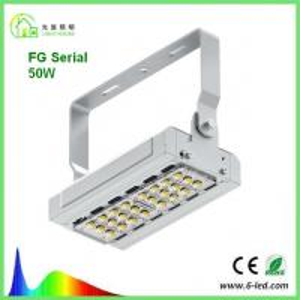 China 50w 120-130lm / W Led Tunnel Lights Landscape Exterior Led Flood Lights wholesale