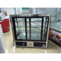 Quality Three - Sided Glass R134a Cake Display Freezer Eco Friendly Customize for Singapore for sale
