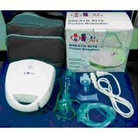 Quality Medical Air Type Compressor Nebulizer , Handheld Nebulizer Machine With Portable Handbag for sale