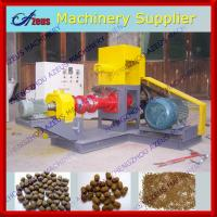 China Floating fish feed extruder machine on sale