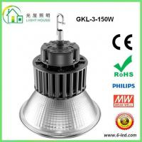 China Factory / Warehouse High Bay LED Lighting CRI 80 With 50Hz~60Hz Frequency wholesale