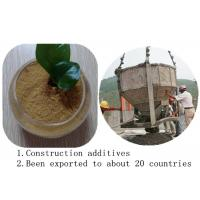 China MF C20H24CaO10S2 Calcium Lignosulfonate MG-3 Powder For Leather Tanning Agent wholesale