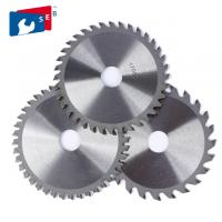 China TCT Wood Cutting Saw Blade 180mm Circular Disc with Tungsten Carbide Tips wholesale