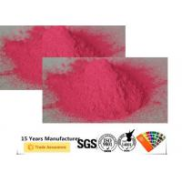 China Motor Shell Insulating Epoxy Coating , 32 - 42μM Particle Ral Colours Powder Coating wholesale