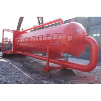 Quality APMGS mud gas separator, poor boy degasser for oil and gas drilling for sale