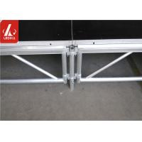 Buy cheap Convenient Assemble Adjustable Leg Stage Platform Strong Structure Height 1.0 - from wholesalers